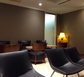 Kansai airport lounge smoking areas
